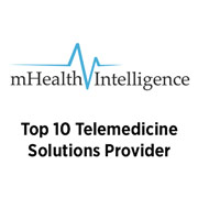 mHealth Intelligence Top 10 Telemedicine Solutions Providers