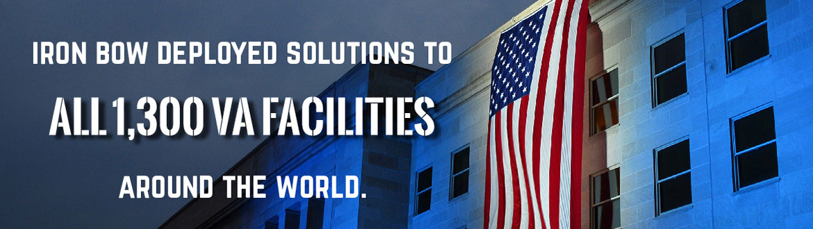Deployed solutions to all 1,300 VA facilities