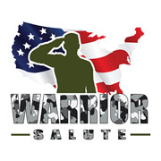 Warrior Salute logo