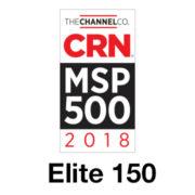 CRN MSP 500 logo