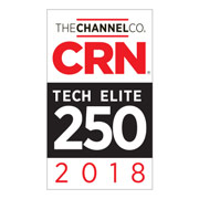 CRN MSP Tech Elite 250 logo