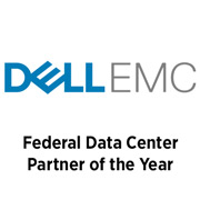 Dell EMC Federal Data Center Partner of the Year