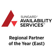 Sunguard Regional Partern of the year (East)