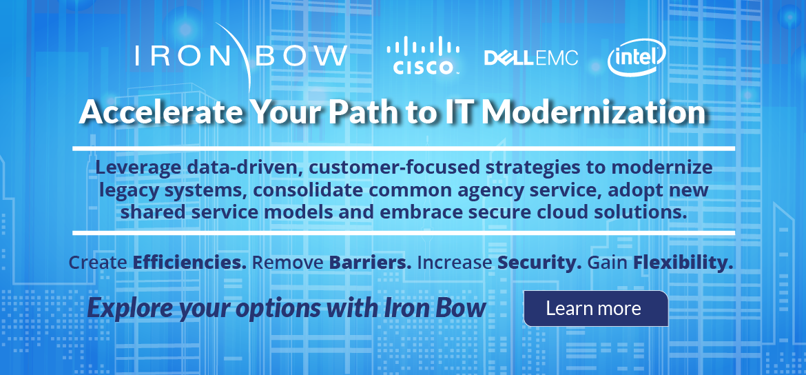 Accelerate Your Path to IT Modernization