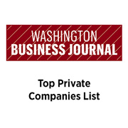 Washington Business Journal - Top Private Companies