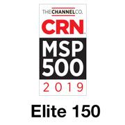 CRN MSP 500 2019 Elite 150