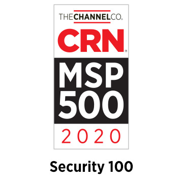 CRN MSP 500: Security 100