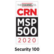 CRN MSP 500: Security 100