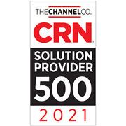 CRN Solution Provider 500 2021